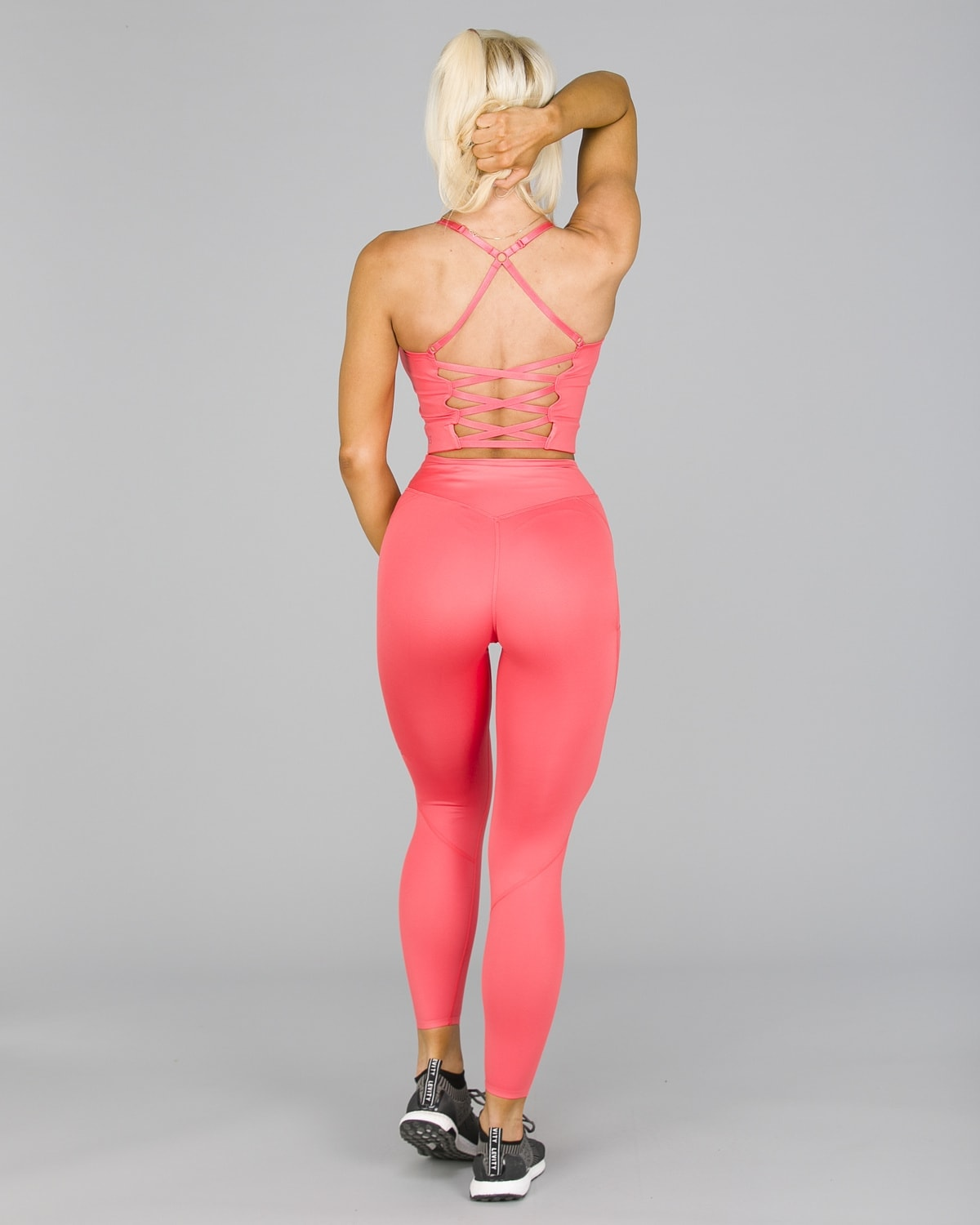 Better Bodies Vesey Tights Coral4