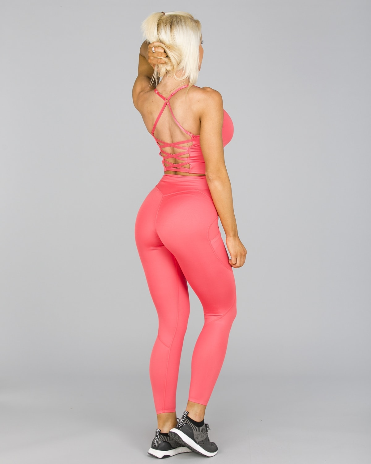 Better Bodies Vesey Tights Coral5