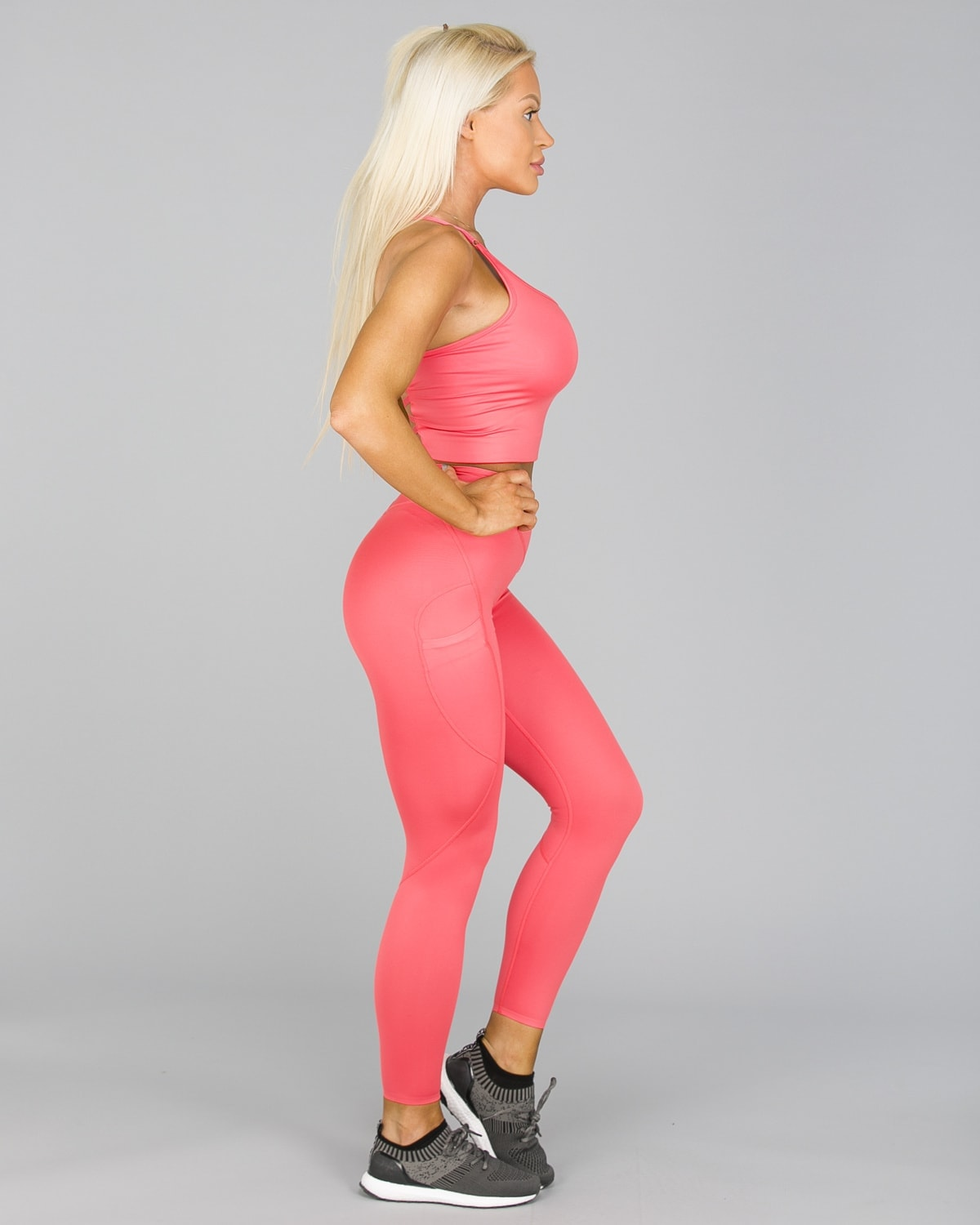 Better Bodies Vesey Tights Coral6
