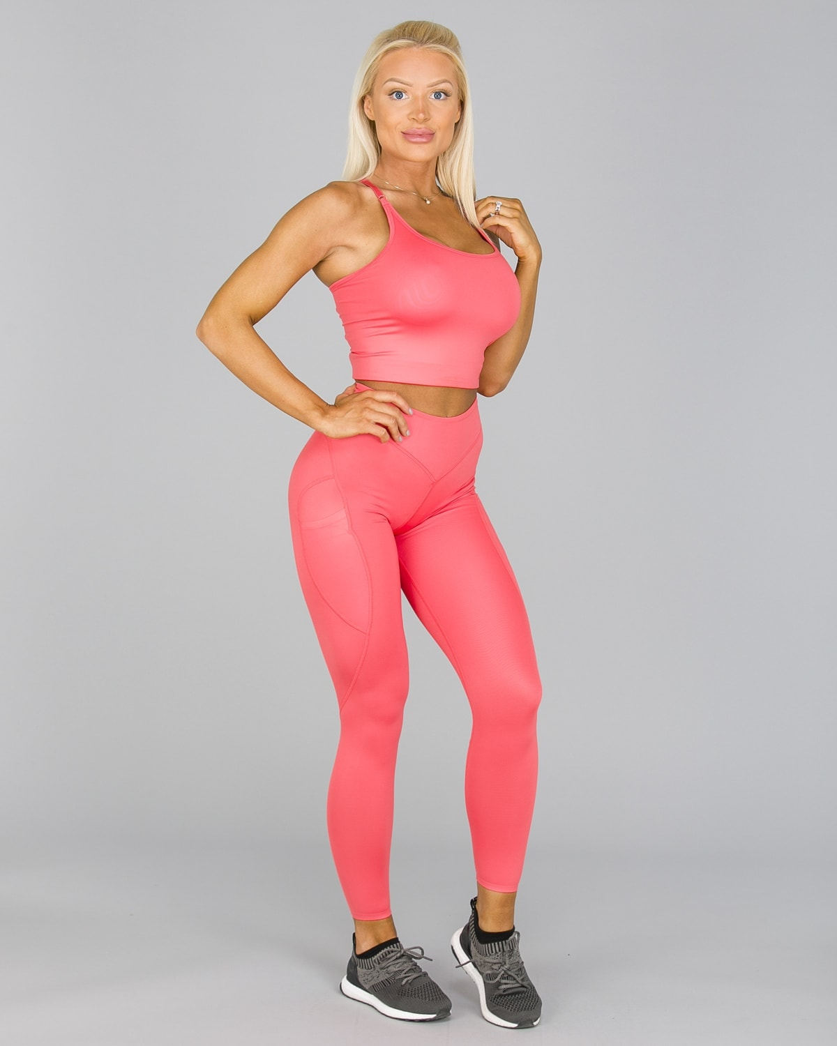 Better Bodies Vesey Tights Coral7