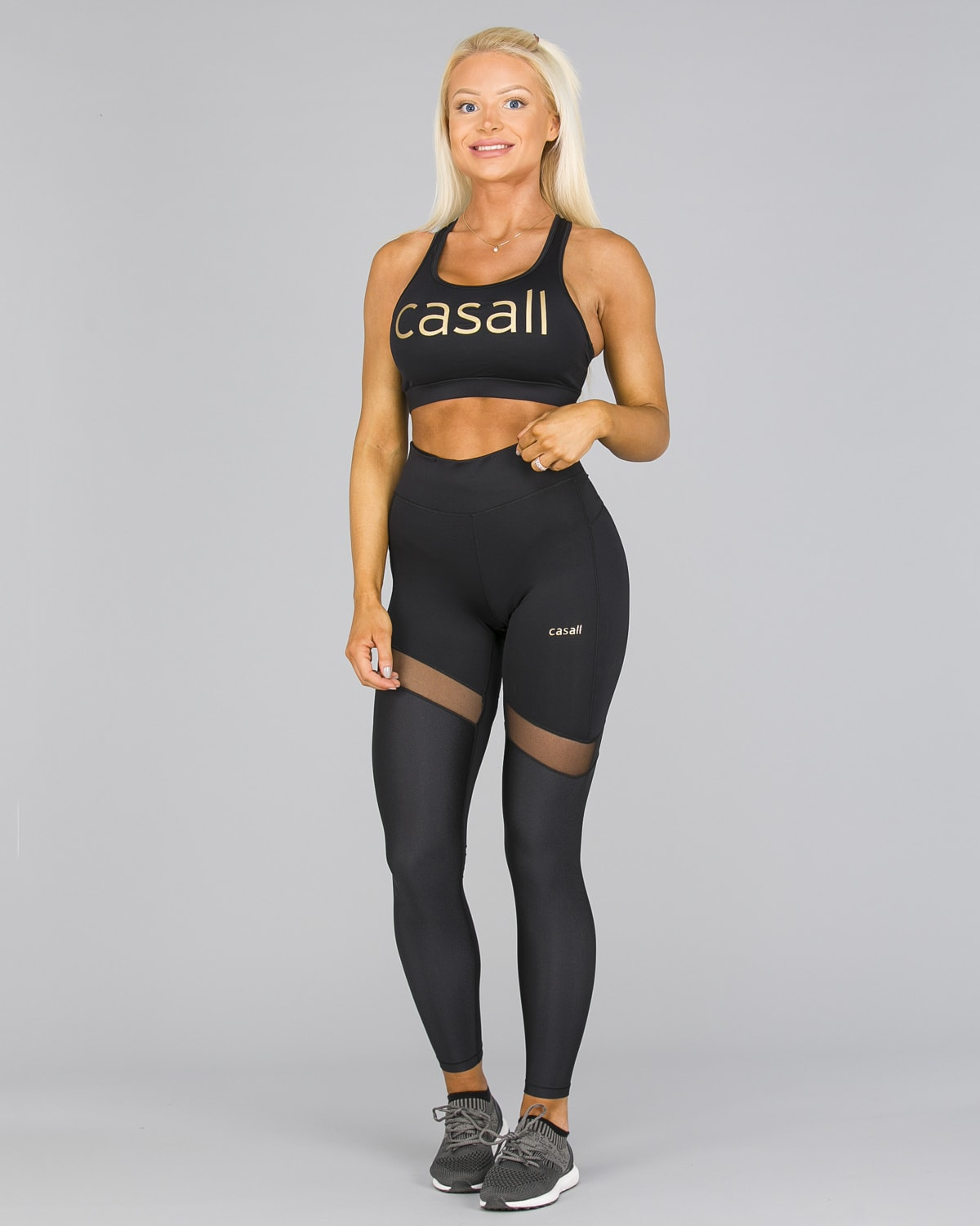 Casall Golden Lux 7:8 Tights1