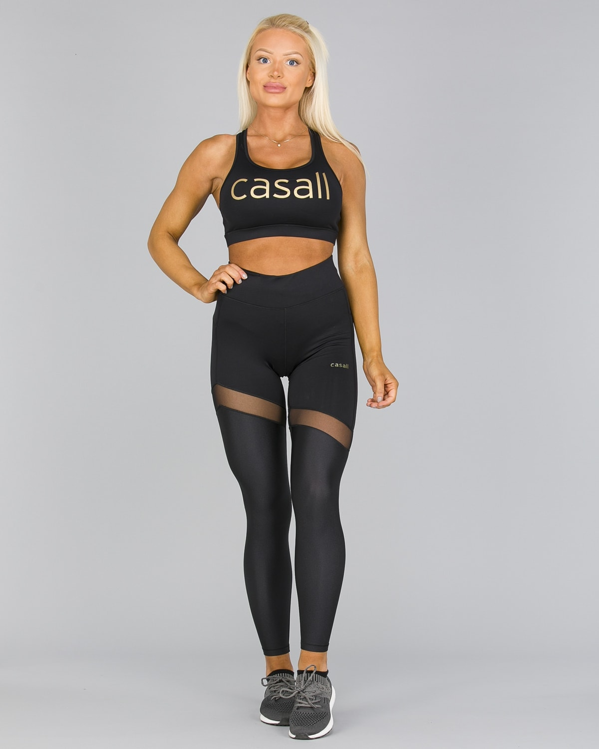 Casall Golden Lux 7:8 Tights5