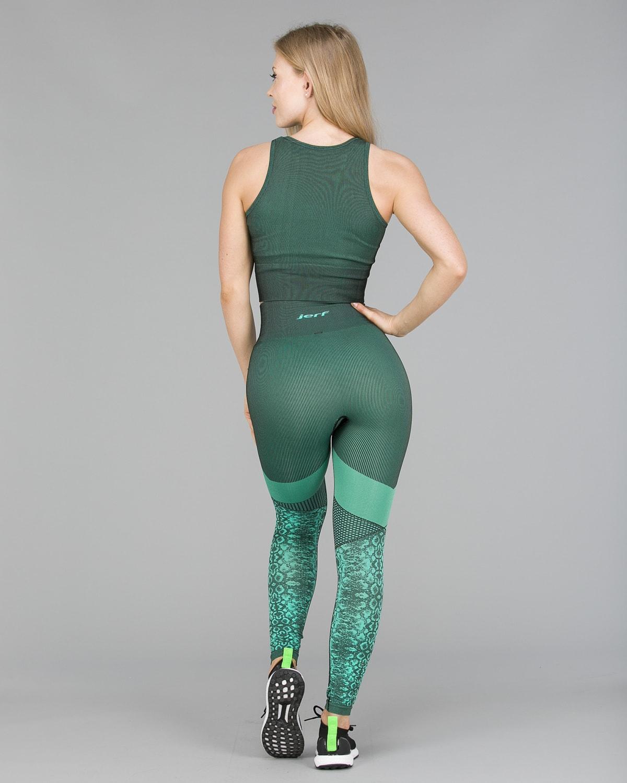 Jerf Manta Tights Green6