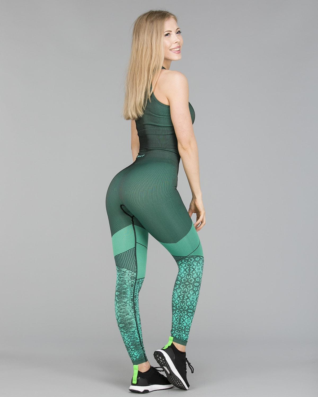 Jerf Manta Tights Green7