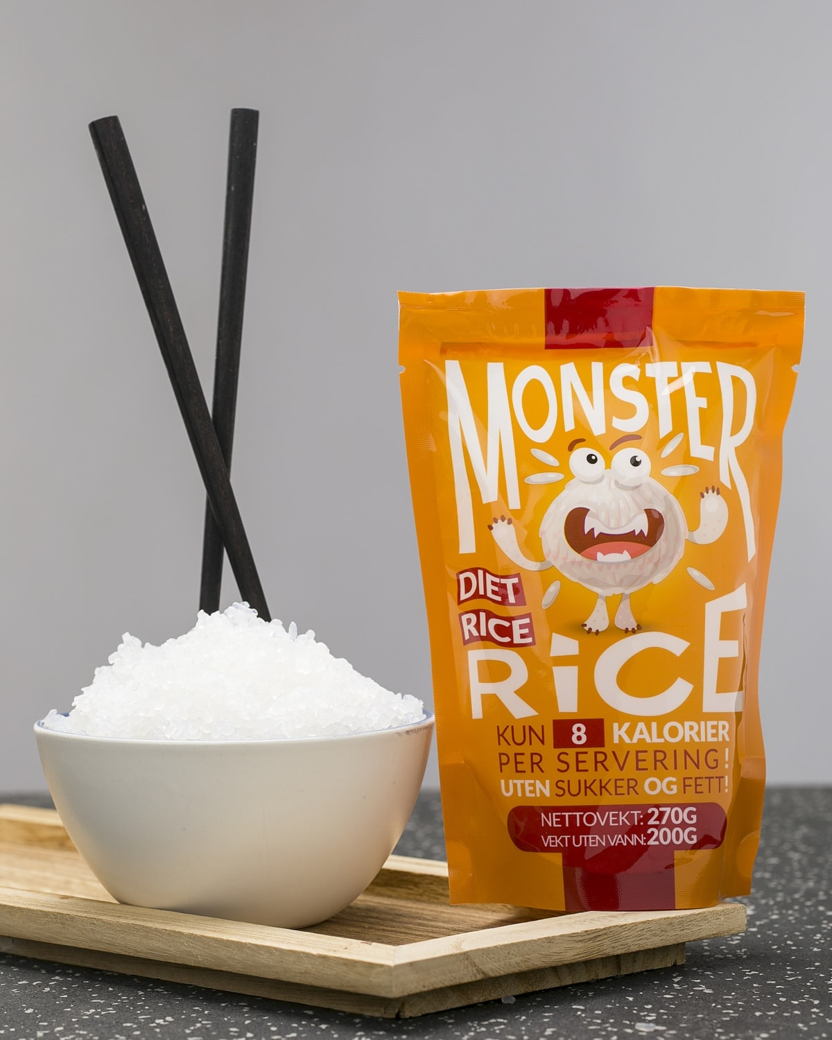 Monster Diet Miracle Rice