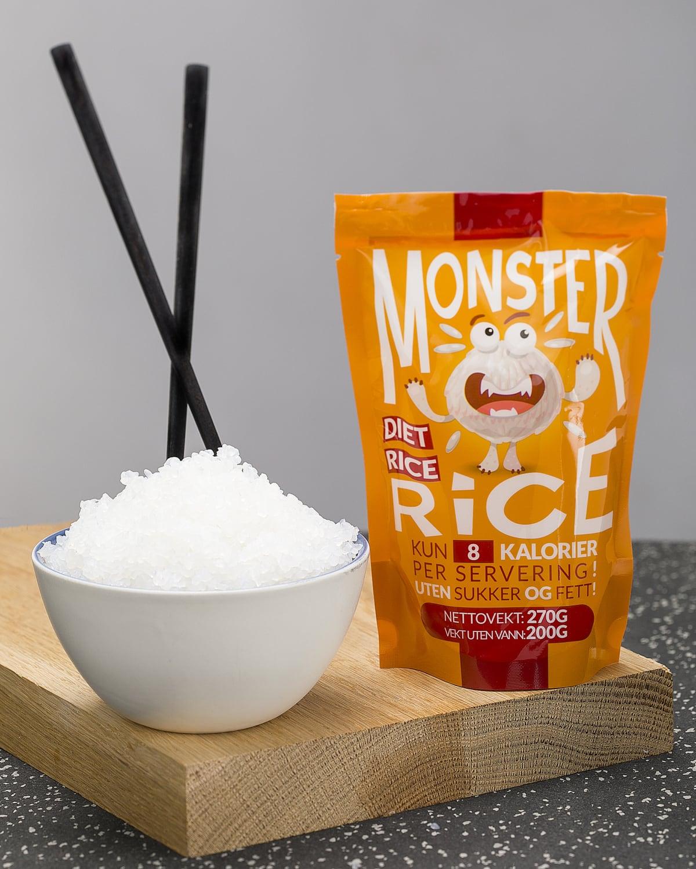 Monster Rice