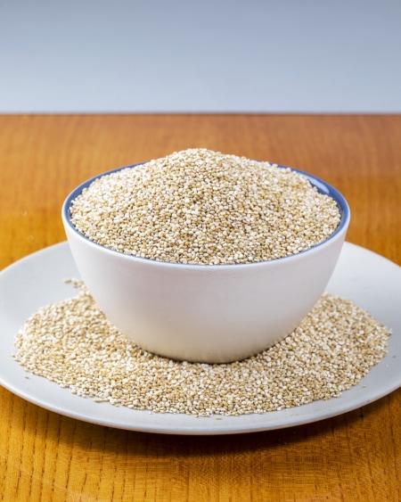 Hvit Quinoa 1000g