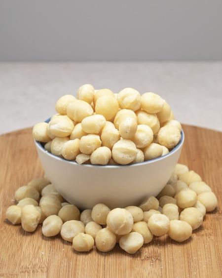 Macadamianøtter 500g