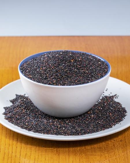 Sort Quinoa 1000g