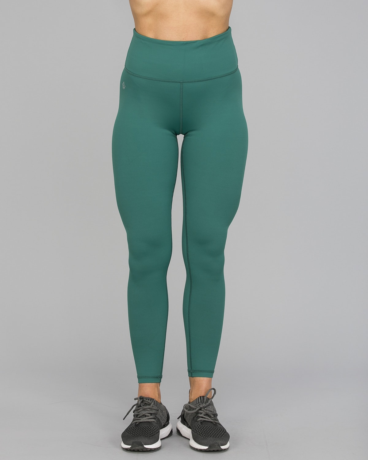 Workout Empire – With Confidence Shape Leggings – Emerald Green5
