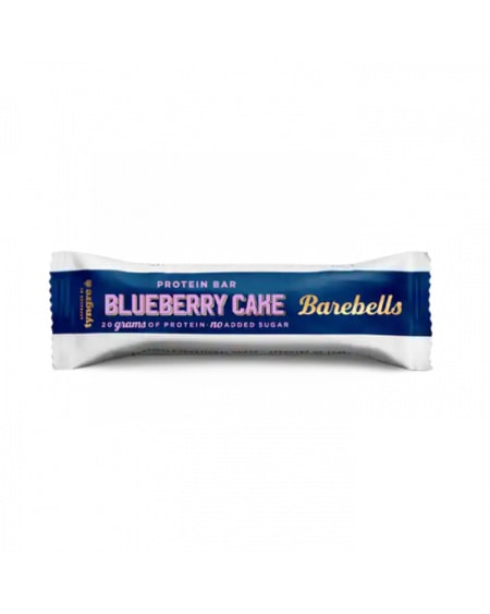 Protein Bar Blueberry Cake 55g