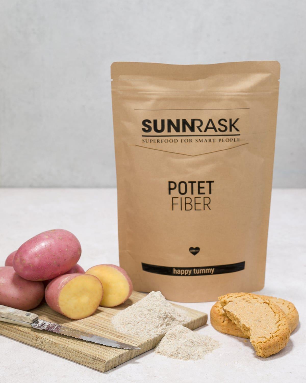 SunnRask Pofiber 150g