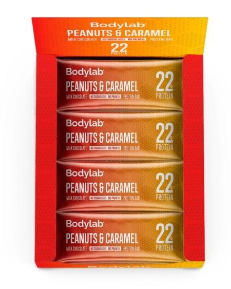 Caramel & Peanuts 12x65g