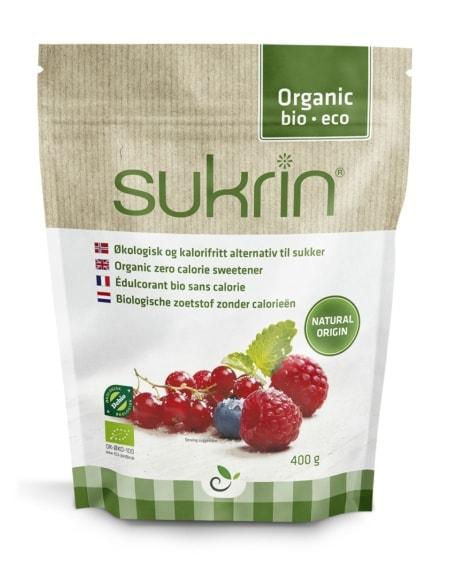 Sukrin Økologisk 400g