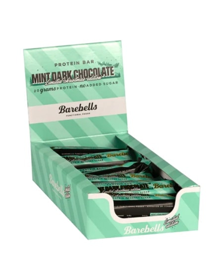 Mint Dark Chocolate 12x55g