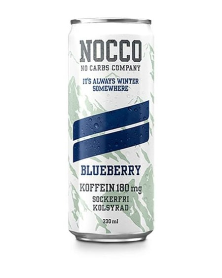 Blueberry 330ml