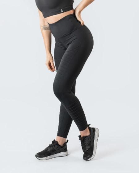 Leggings 2.0 - Obsidian Black