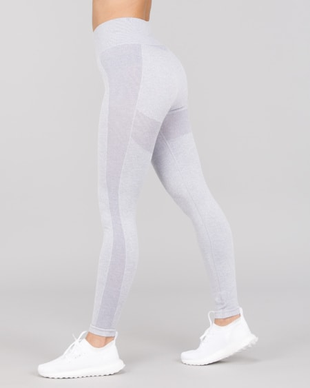 BumPro Power Up! Tights Grey Melange