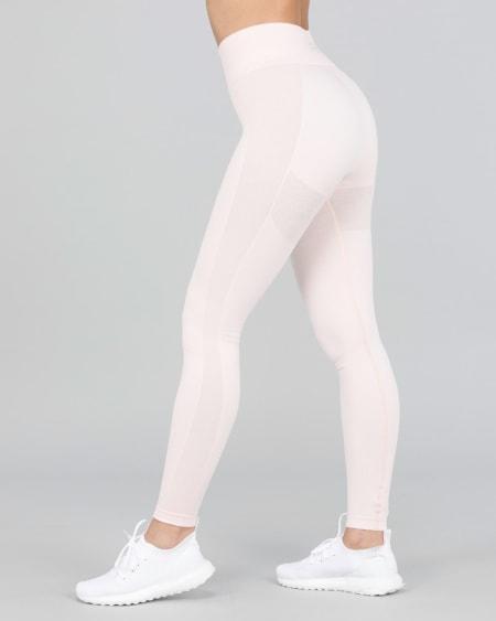 Tights Pink Melange
