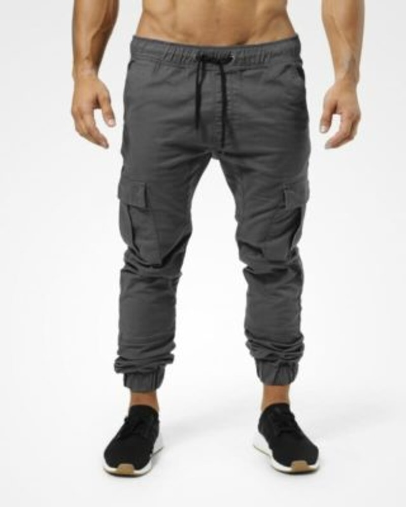 Better Bodies Mens Tapered Camo Pants Tights.no