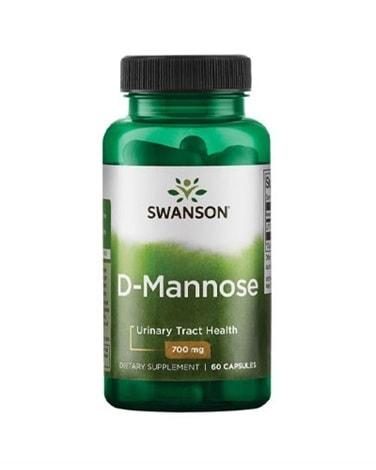 d mannose tabletter