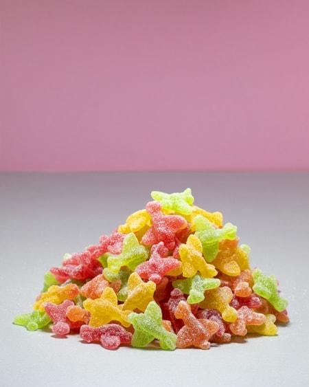 Fruktsmak Vingummi 1kg