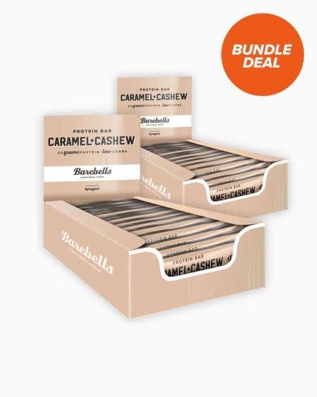 Caramel & Cashew 55g (24-barer)