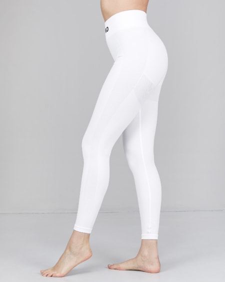BumPro Power Up! Tights White