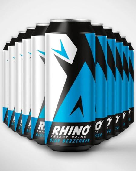 12x500ml - Blue Berzerker - TOLVPAKNING!
