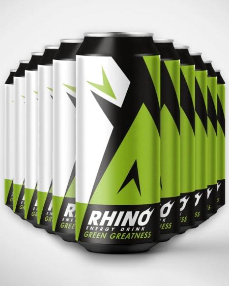 12x500ml - Green Greatness - TOLVPAKNING