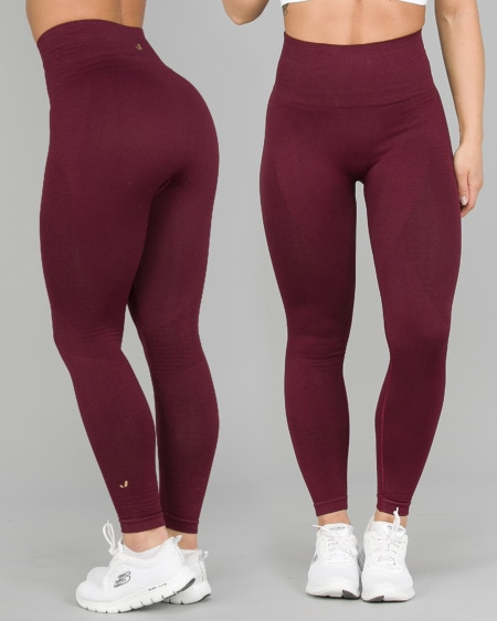 2 for 1 Jerf Gela 2.0 Tights Maroon