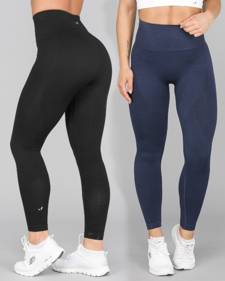 2 for 1 Jerf Gela 2.0 Tights Black + Navy