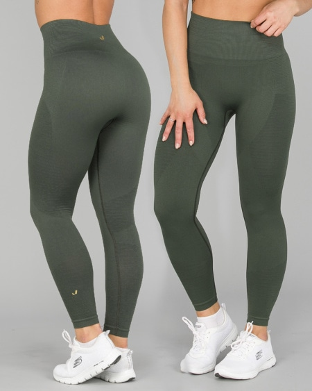 2 for 1 Jerf Gela 2.0 Tights Dark Green