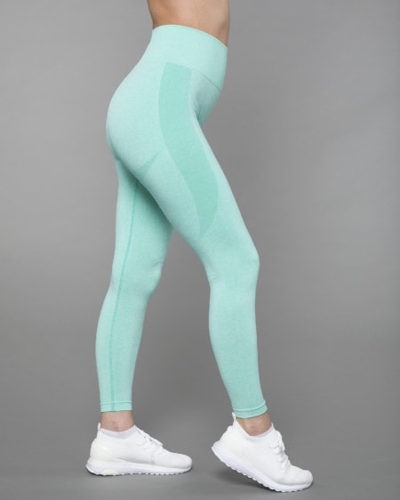 BumPro Beam Tights Turquoise