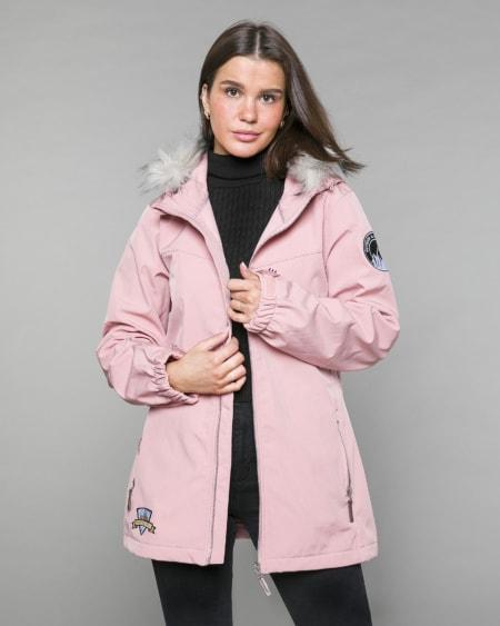 Jacket Dimmed Pink