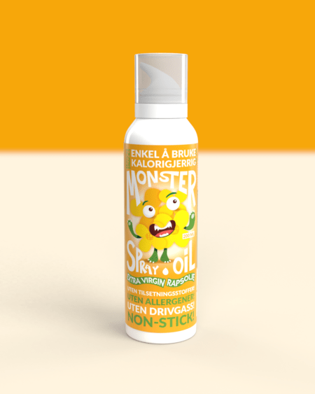 Monster - Canola Oil Cooking Spray - 200ml