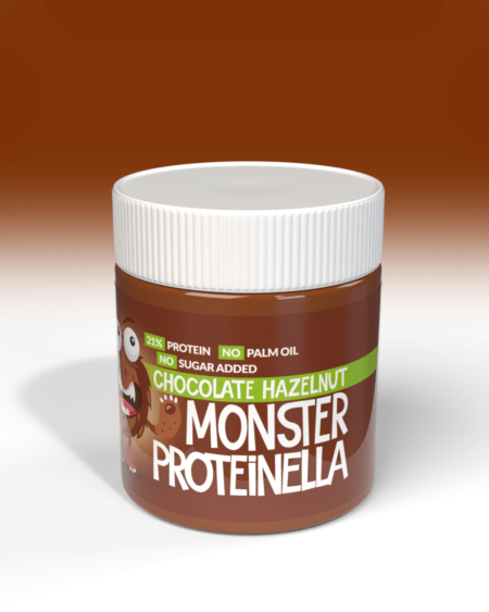 Monster Proteinella - Hazelnut Chocolate 250g