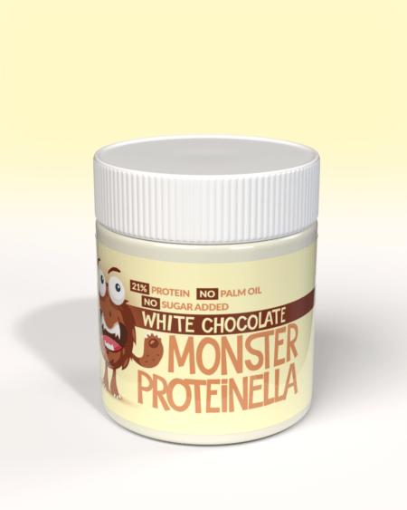 Monster Proteinella - White Chocolate 250g