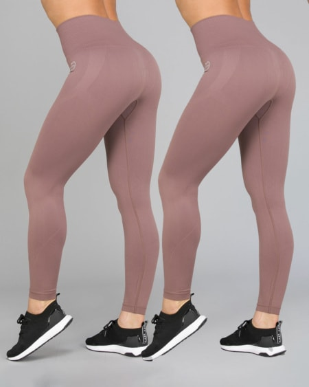 2-pack BumPro Hyper Tights Foxy Brown