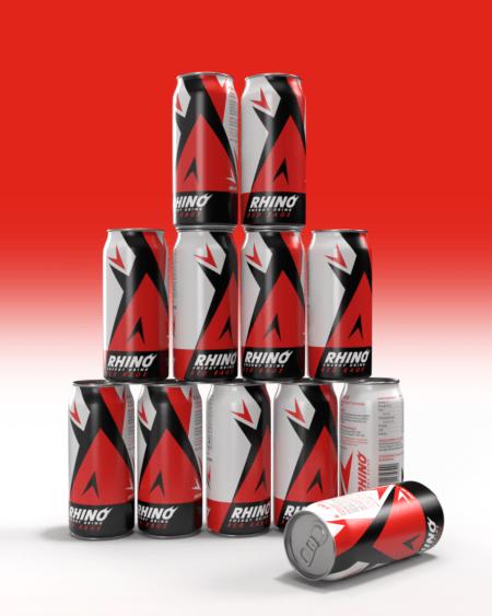 12x500ml - Red Rage - TOLVPAKNING!