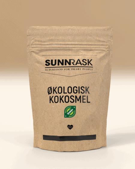 SunnRask Økologisk Kokosmel 300g