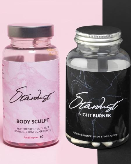 Stardust Night Burner + Stardust Body Sculpt