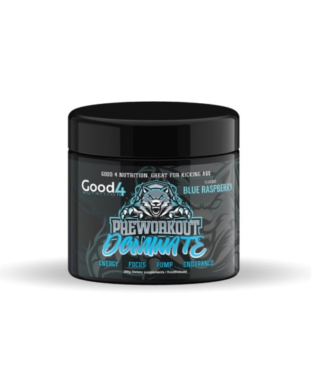 Good4Nutrition Dominate PWO 288g