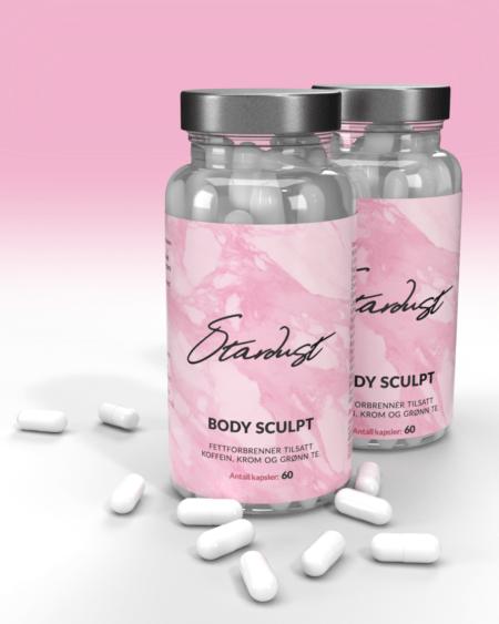 2 x Stardust – Body Sculpt Fat Burner