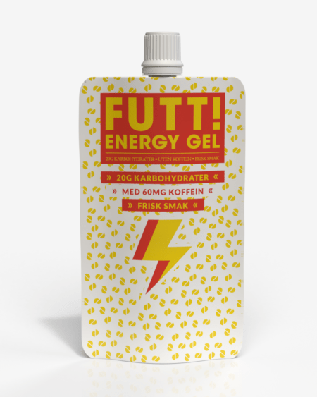 FUTT Caffeine, Energy & Electrolytes Gel 50g